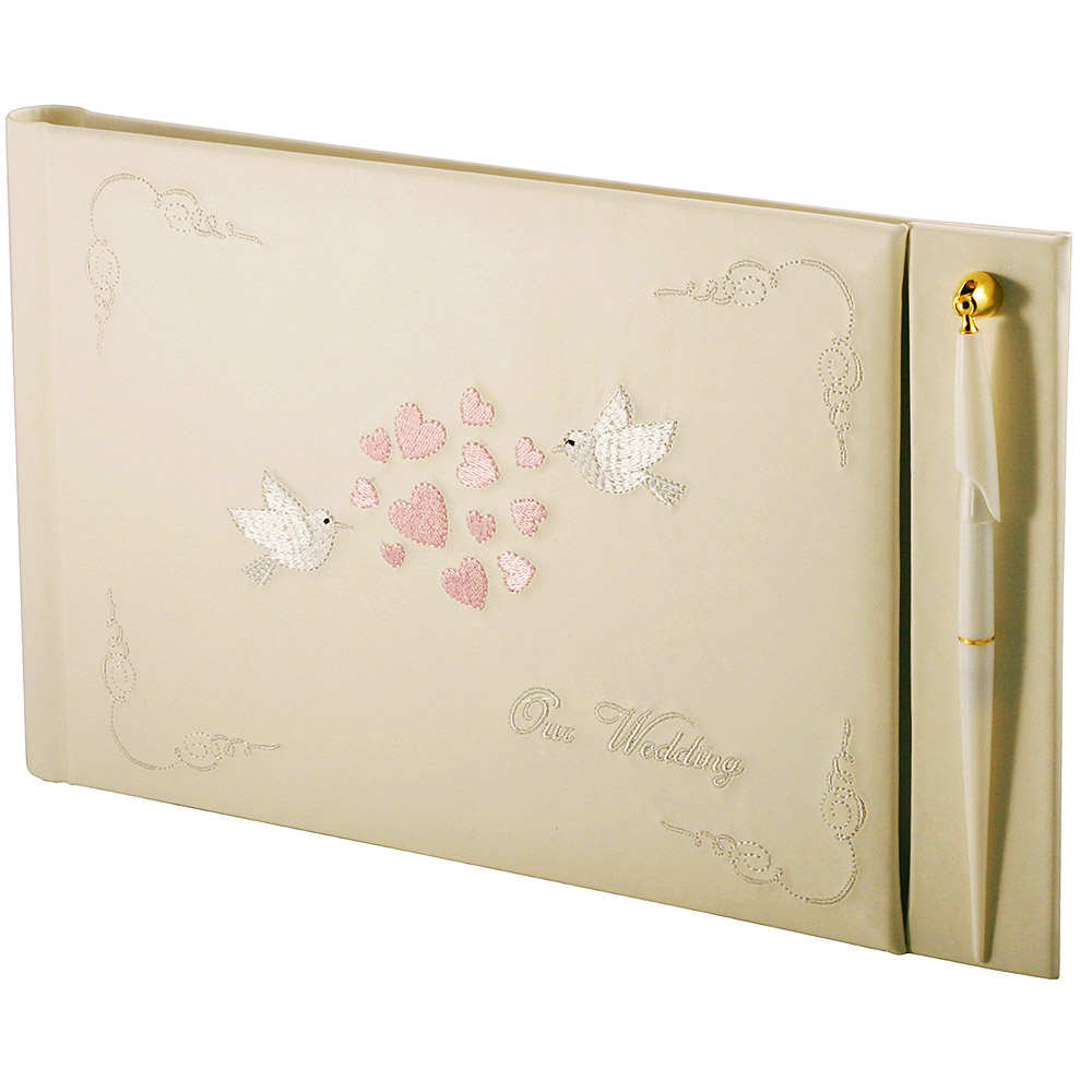 Альбом CHAKO 20 Sheet WEDDING GUEST BOOK