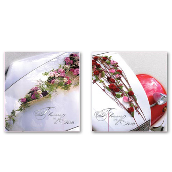 Фотоальбом EVG 10sheet S35x35 Flowers in Love w/box