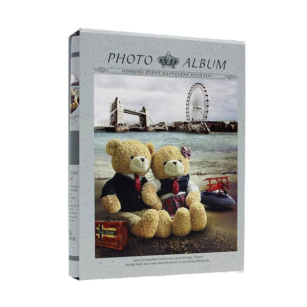 Альбом PP46200 BEAR box 10x15/200