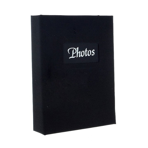 Фотоальбом GEDEON DPH5736 PHOTOS 13x18/36 black