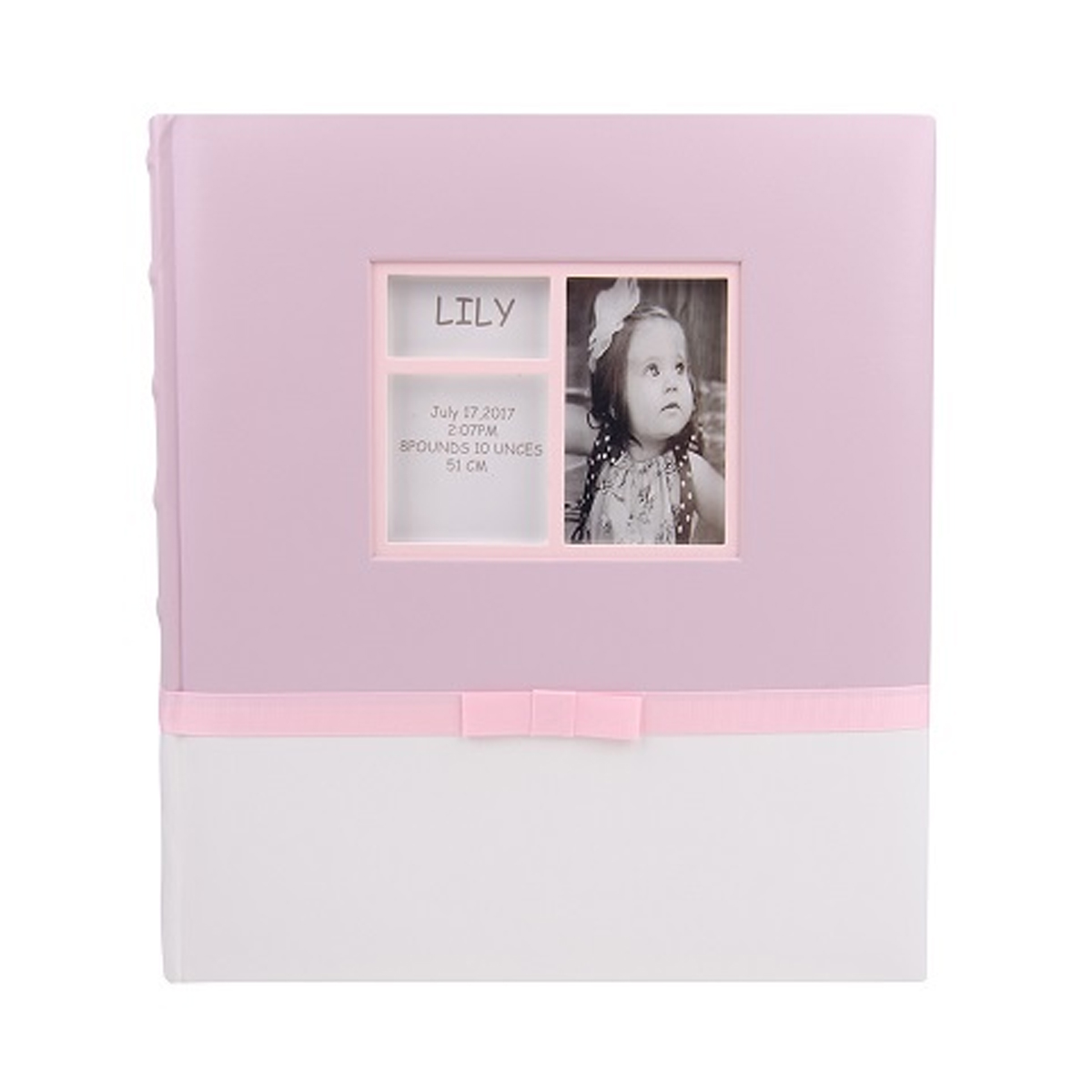 Фотоальбом EVG 30sheet S29x32 Baby Sweet pink