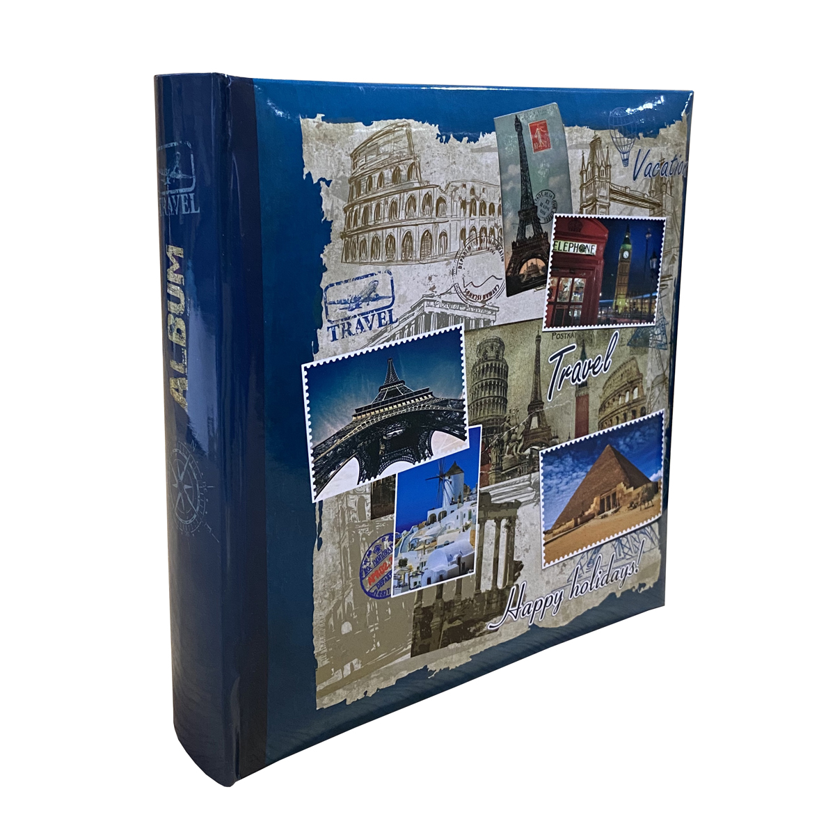 Фотоальбом EVG 20sheet S29x32 Collage travel